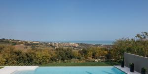 italian villa sea view