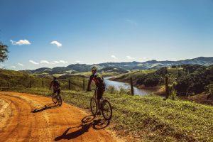 cycle hire. mountain biking